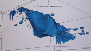 ''Nuh'un Gemisi'' 3 boyutlu görüntülendş