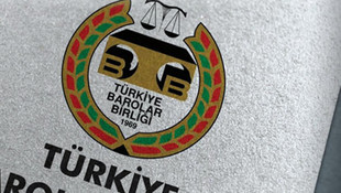 Türkiye Barolar Birliği'nde 3 istifa daha !