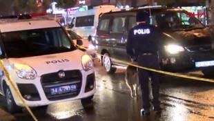 İstanbul'da ünlü kahve zincirinin ortağına silahlı saldırı