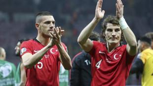 Çağlar Söyüncü, Merih Demiral ve Burak Yılmaz EURO 2020'yi değerlendirdi