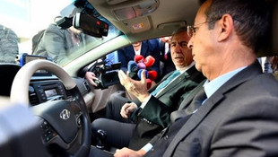 Başkent taksilerinde akıllı dönüşüm