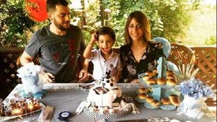 Bakırköy'de ölü bulunan aileden geriye bu kare kaldı