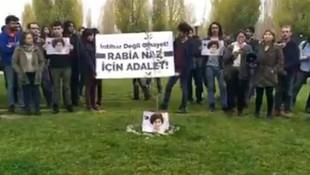 ODTÜ'lü öğrenciler bu sefer de Rabia Naz için yürüdü