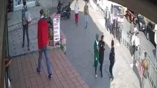 Karaköy'deki saldırı ile ilgili yeni görüntüler ortaya çıktı