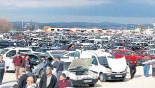 İkinci el otomobil satışlarına faiz darbesi