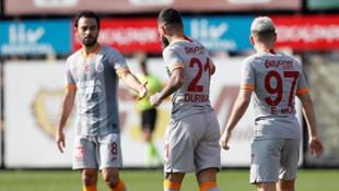 Galatasaray 4 - 0 Ümraniyespor