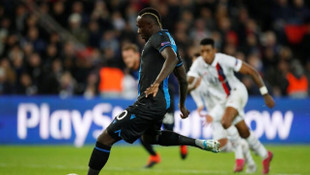 Club Brugge, Mbaye Diagne'yi affetti