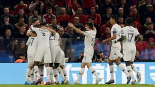 Arnavutluk 0 - 2 Fransa