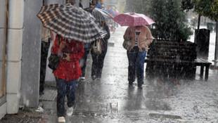Meteoroloji uyardı: Sağanak geliyor ! İşte 5 günlük hava tahminleri