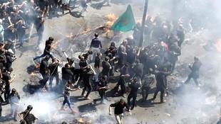 İran alev alev ! Ruhani, benzine neden zam yapıldığını açıkladı