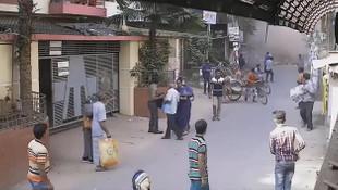 Doğalgaz patlaması kamerada! 7 kişi öldü!