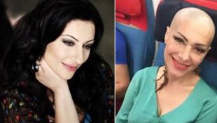 2 kez kanseri yenen şarkıcı Gülay hastaneye kaldırıldı