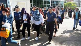 Ankara'da vize dolandırıcılığı soruşturması: 35 gözaltı kararı