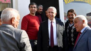 Başkan Yavaş, Ankara'yı ilçe ilçe geziyor