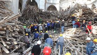 Valililkten cami inşaatında ölen mühendisle ilgili açıklama