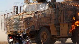 Suriye'de Türk askerine molotoflu saldırı !