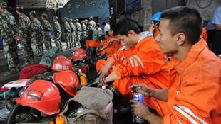 Çin'de kömür madeninde patlama: 15 kişi öldü