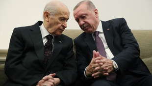 Bahçeli günler sonra ortaya çıktı! Erdoğan ile baş başa görüşme...