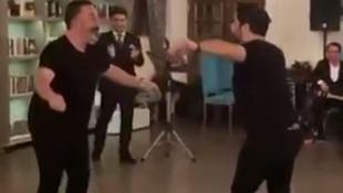Cem Yılmaz, Azeri dansıyla sosyal medyayı salladı