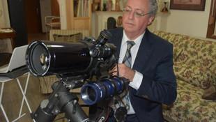NASA bilim insanı İzmir'e yerleşti