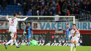 Trabzonspor 0 - 1 Göztepe