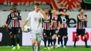Eintracht Frankfurt 5 - 1 Bayern Münih