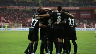 Antalyaspor 1 - 2 Beşiktaş