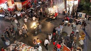 Ankara'da ''akşam pazarı'' yasaklandı