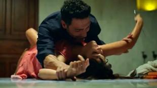 Azize'nin ilk bölümündeki tecavüz sahnesi olay oldu