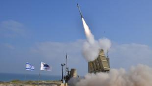 İsrail, Suriye'ye füze yağdırdı