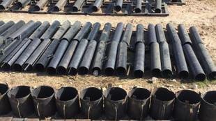 PKK/YPG'nin silah imalathanesi bulundu
