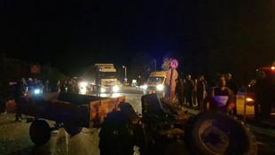 Bursa'da kafa kafaya facia: 1 ölü, 3 yaralı