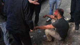 İstanbul'da taciz dayağı! Mahalleli öldürüyordu