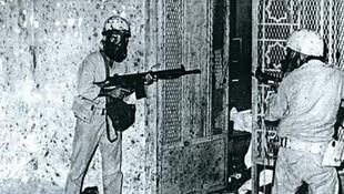 Kabe baskınının görüntüleri 40 yıl sonra ortaya çıktı