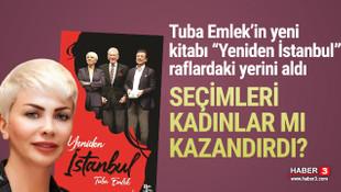 Tuba Emlek'in yeni kitabı Yeniden İstanbul yayımlandı