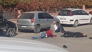 Adliye önünde kan döküldü: Ölü ve yaralılar var