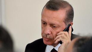 Erdoğan'dan Büyükanıt'ın ailesine telefon