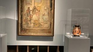 Türkiye'den çalınan eserler müzede ortaya çıktı