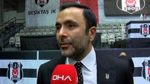 Beşiktaş Asbaşkanı Emre Kocadağ: 1 veya 2 transfer yapılacaktır