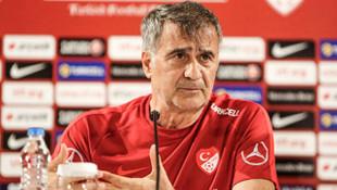 Şenol Güneş'ten Jose Mourinho sözleri