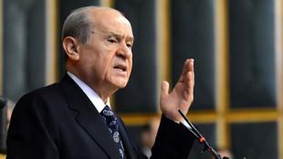 Bahçeli: ''Kılıçdaroğlu milli güvenliğe tehdit durumuna geldi''