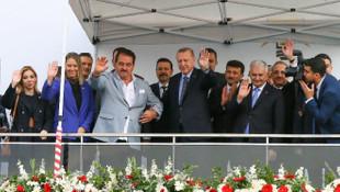 Erdoğan'ın programında İbrahim Tatlıses sürprizi