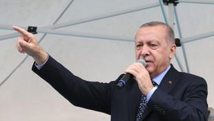 Erdoğan: ''Müjdeyi veremeyeceğim, verirsem yalancı olurum''