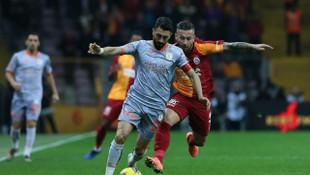 Galatasaray 0 - 1 Başakşehir