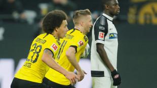 Dortmund, kabusu yaşıyordu! ( Borissia Dortmund 3-3 Paderborn)
