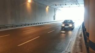 İstanbul'da görülmez kaza; 15 araç yolda kaldı