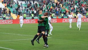 Denizlispor 2 - 0 Çaykur Rizespor