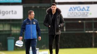 Berke Özer: Fenerbahçe'ye daha da hazır bir şekilde döneceğim