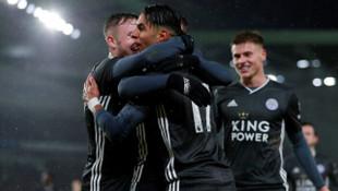 Brighton & Hove Albion 0 - 2 Leicester City (Premier Lig)