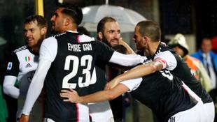 Atalanta 1 - 3 Juventus